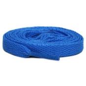 Плоские среднеширокие шнурки (Blu)