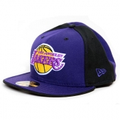 New Era Los Angeles Lakers Fitted Cap