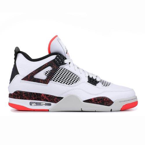 "Air Jordan 4 ''Bright Crimson"""