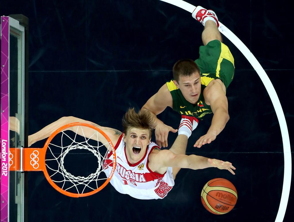 Андрей Кириленко, Олимпиада 2012