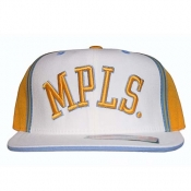 Reebok MPLS Lakers Hat D'Funkd Fitted