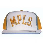Reebok MPLS Lakers Hat D'Funkd Fitted