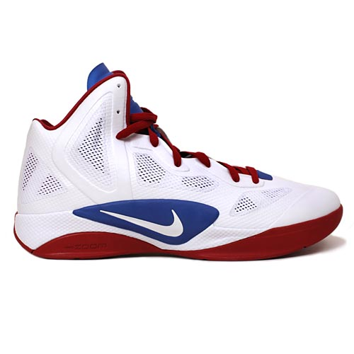 Nike Zoom Hyperfuse 2011 Mo Williams PE