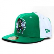 New Era Boston Celtics Fitted Cap