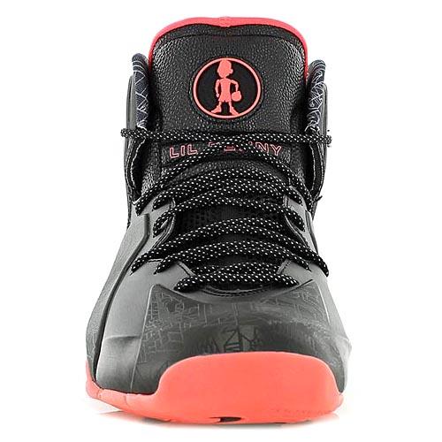 Nike Lil Penny Posite PRM QS Gumbo League All Star: вид спереди